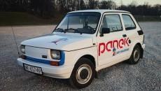 """Użytkownicy usługi Panek CarSharing mogą korzystać z Fiata 126p, czyli tzw. """"Malucha"""". […]"""