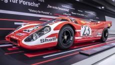 Prawdopodobnie najważniejszy samochód wyścigowy w motorsportowej historii Porsche czyli model 917, w […]