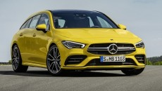Nowy pięciodrzwiowy Mercedes- Benz CLA 35 4MATIC Shooting Brake łączy w sobie […]