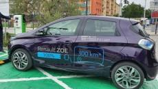 Firma Renault Polska użyczyła swój nowy model ZOE do testowania ładowarek instalowanych […]