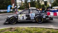 Szymon Łukaszczyk (Mitsubishi Lancer EVO V AMS) zwyciężył wyraźnie w sobotniej, 9 […]