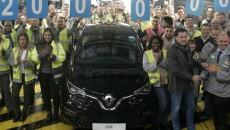 W zakładzie Renault we Flins we Francji odbyła się ostatnio skromna uroczystość […]