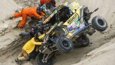 Niespełna miesiąc przed startem pojazdy z Europy pojazdy uczestników Rajdu Dakar przeszły […]