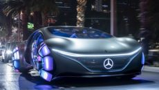 Pokazany na zakończonych targach CES – Consumer Electronics Show – koncept Mercedes-Benz […]