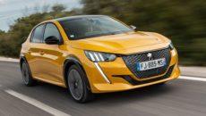 """Nowy Peugeot 208 zdobył tytuł """"Samochód Argus 2020"""" – najbardziej prestiżowe wyróżnienie […]"""