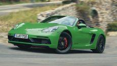 Dwa zdecydowanie sportowe modele o bogatej specyfikacji: 718 Cayman GTS 4.0 oraz […]