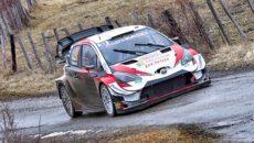 Elfyn Evans i Martin Scott (Toyota Yaris WRC) mimo, że na ostatnim […]