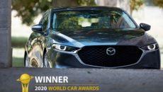 Mazda, która świętuje w tym roku stulecie swojego istnienia, zdobyła prestiżowy tytuł […]