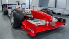 Toyota TF102 – samochód, którym japońska marka zadebiutowała w wyścigach Formuły 1, […]