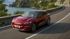 Ford Mustang Mach-E posiadać będzie zdalną aktualizację oprogramowania. Nowy, bezprzerwowy system aktywować […]