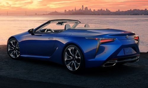 LC Convertible – nowy kabriolet Lexusa – znajdzie zapewne wielu entuzjastów jazdy […]