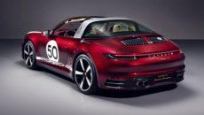 Można już zamawiać nowe Porsche 911 Targa 4S Heritage Design Edition, którego […]