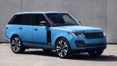 Range Rover wprowadza do oferty imitowaną wersję wyposażenia – Fifty. To uczczenie […]