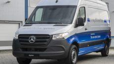 Ruszyła sprzedaż w Polsce dostawczych modeli Mercedesa- Benz z napędem elektrycznym: eVito […]