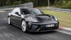 Nowe Porsche Panamera, wyposażone w specjalnie przygotowane opony Michelin Pilot Sport Cup […]