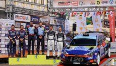 Jari Huttunen i Mikko Lukka w Hyundaiu i20 R5 jeszcze przed rozpoczęciem […]