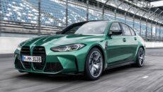 BMW ogłosiło, że nowe modele: M3 Limuzyna, BMW M3 Competition Limuzyna, BMW […]