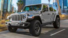 Jeep wprowadza na rynek nowego, hybrydowego Wranglera 4xe. Model będzie dostępny w […]