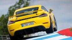 Porsche 718 z 6-cylindrowymi silnikami typu bokser o pojemności 4,0 litra można […]