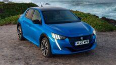 """Karl Nowy Peugeot e-208 Allure Premium otrzymał tytuł """"Małego elektrycznego samochodu roku"""" […]"""