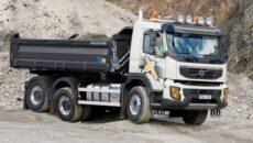 Volvo Trucks rozpoczęło niedawno sprzedaż nowego modelu FMX. To najbardziej wytrzymały, budowlany […]