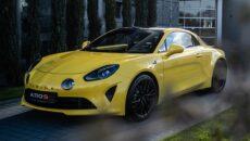 A110 Color Edition to nowa, pierwsza limitowana seria Alpine, stworzona na bazie […]