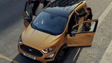 Ford sprzedał ponad 55 000 egzemplarzy Fiesty Active – pierwszego z wprowadzonych […]