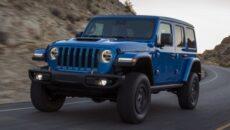 Jeep zaprezentował Wranglera Rubicon 392 na rok modelowy 2021. Pokazany model jest […]