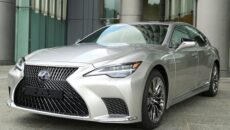 W salonach Lexusa w Polsce ruszyły zamówienia na nowy model LS. Limuzyna […]