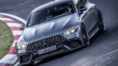 Mercedes- AMG GT 63 S 4MATIC+ uzyskał najlepszy czas, bijąc tym samym […]