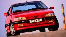 Na początku lat 90. na rynku pojawił się Peugeot 405 w sportowej […]