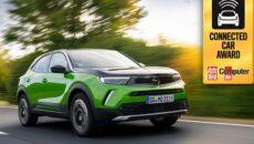 Nowy, elektryczny Opel Mokka‑e zdobył nagrodę Connected Car Award 2020 dla najlepiej […]