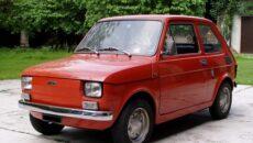 Volkswageny Golf i Garbus, Fiaty 126p i 125p – to u najczęściej […]