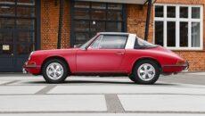 Po kompleksowej, trwającej ponad trzy lata, fabrycznej renowacji pierwsze Porsche 911 S […]
