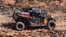 Aron Domżała i Maciej Marton wygrali czwarty etap rajdu Dakar, zmniejszając tym […]