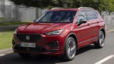 SEAT Tarraco otrzymał nowy, mocniejszy silnik. Nowa wersja trafiła już do produkcji. […]