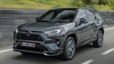 Rozpoczęła się przedsprzedaż Toyoty RAV4 Plug-in Hybrid. To najmocniejsza i najbardziej oszczędna […]