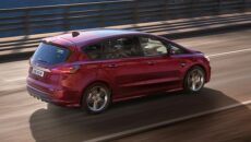 Ford uruchomił zamówienia na nowego S MAX Hybrid. Samochód oferuje oszczędny benzynowo- […]