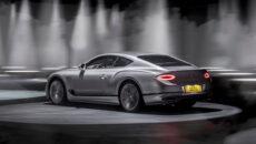 Pierwsza generacja Continental GT Speed, inspirowana modelami Speed z lat 20. XX […]