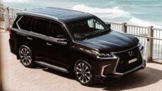 Model LX 570 S w nowej wersji wprowadza na rynek oddział Lexusa […]