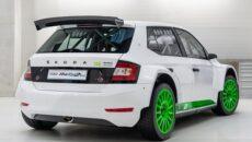 Škoda Motorsport zaprezentowała Fabię Rally2 evo Edition 120 – limitowaną edycję samochodu […]