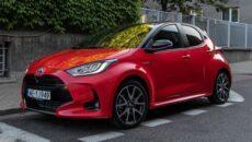 Toyota Yaris została Samochodem Roku 2021. Uroczystość wręczenia nagród odbyła się w […]