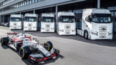 IVECO, oficjalny partner Alfa Romeo Racing ORLEN, dostarcza pojazdy ciężarowe IVECO S […]