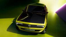 Klasyczny Opel Manta przechodzi dalszą transformację w bezemisyjnego ElektroMODa z nowoczesnym obliczem. […]
