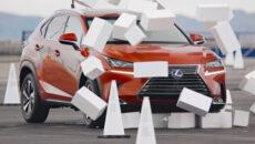 Lexus opublikował zaskakujące nagranie, które udowadnia, że chwila nieuwagi z powodu zerkania […]