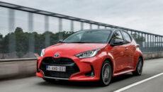 Sprzedaż Toyota Motor Europe cały czas rośnie. W okresie od stycznia do […]