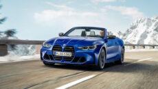 Produkcja nowego BMW M4 Competition Cabrio z napędem M xDrive rozpocznie się […]