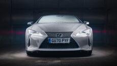 Aby udowodnić wysoką jakość LC Convertible, Lexus pozostawił go na 12 godzin […]