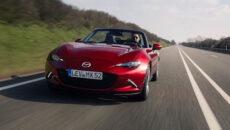 Mazda MX-5 pozostaje niepokonana wśród wszystkich roadsterów i kabrioletów. Świadczą o tym […]