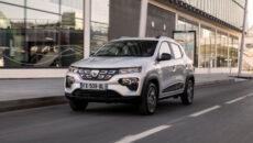 Dacia upowszechnia samochód elektryczny dzięki modelowi Spring, który jest najtańszym samochodem tego […]